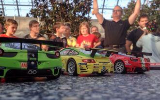 Carrera Challenge 2014 - Leipzig - Modell-Hobby-Spiel - Slotcar