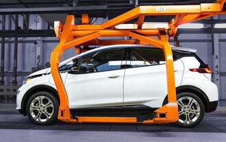 Chevrolet Bolt EV Produktion