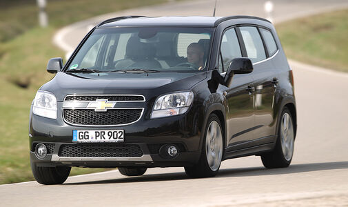 Chevrolet Orlando,