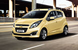 Chevrolet Spark Facelift 2012
