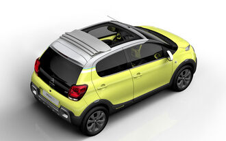 Citroen C1 Urban Ride Concept Paris 2014