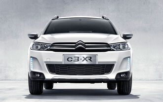 Citroen C3-XR China