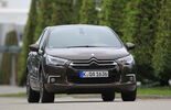 Citroen DS4 HDi 165 Sport Chic, Frontansicht