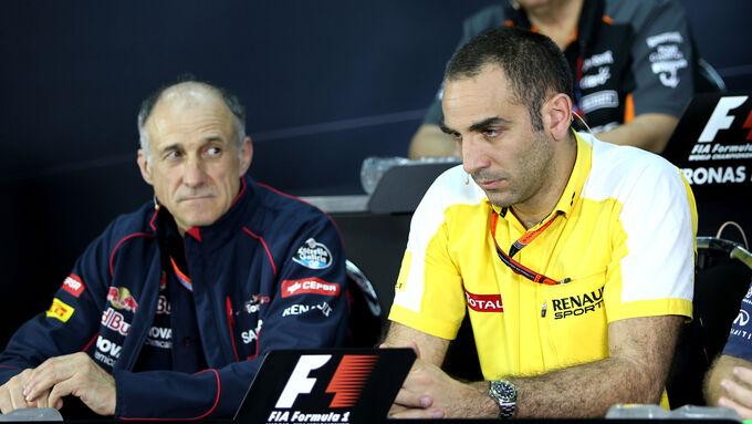 Renault-Trennung von Red Bull?