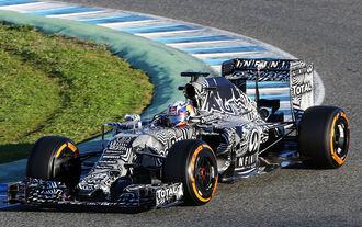 Red Bull RB11 für 2015