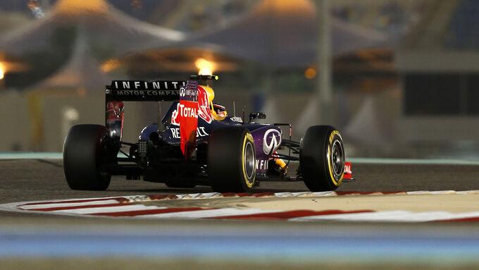 Glanztat von Ricciardo