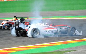 Dennis van de Laar - Formel 3 EM 2014 - Spa-Francorchamps