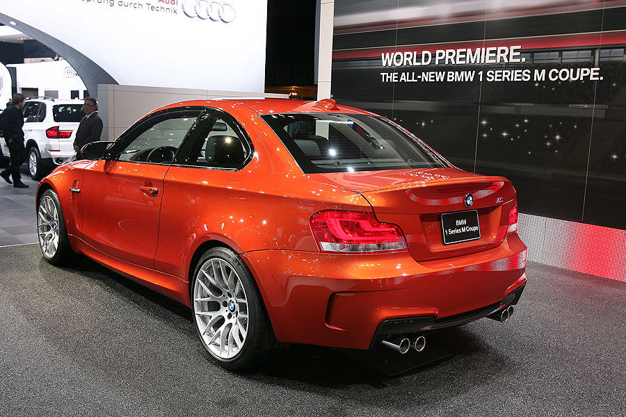 bmw 1er m coup kleiner m3 mit 340 ps startet ab euro auto motor und sport. Black Bedroom Furniture Sets. Home Design Ideas