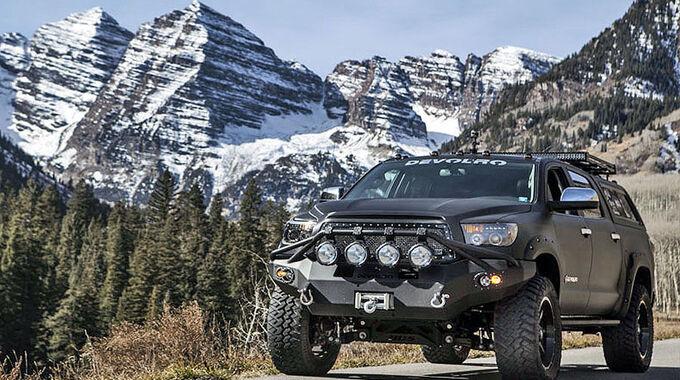 Devolro Toyota Tundra
