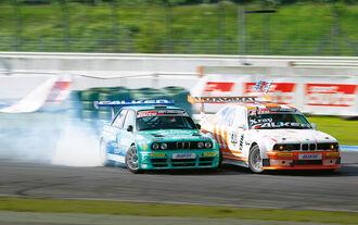 Drift Challenge 2013, Remmo Niezen, Rohan van Riel