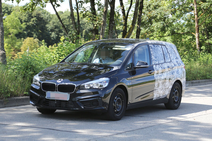 bmw active tourer 7 sitzer autos post