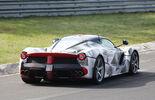 Erlkönig Ferrari LaFerrari