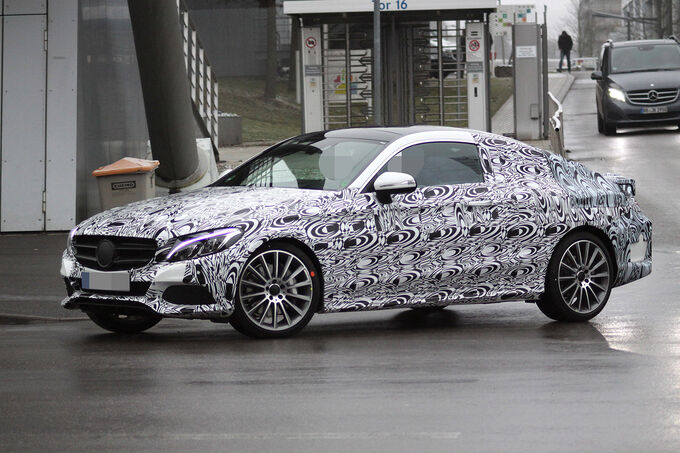 2015 - [Mercedes] Classe C Coupé & Cabriolet [C205/A205] - Page 4 Erlkoenig-Mercedes-C-Coup--fotoshowImage-ba8781f9-838390