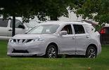 Erlkönig Nissan X-Trail