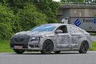 Erlkönig Renault Megane Stufenheck Limousine, Fluence