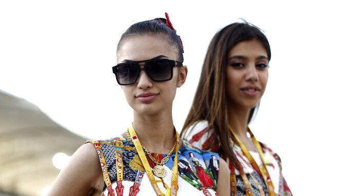 Girls GP Bahrain 2015