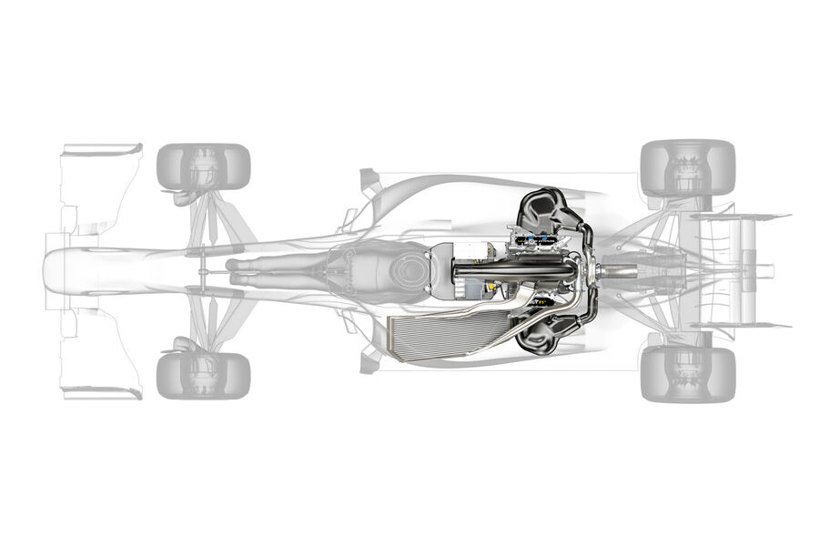 Los nuevos autos de la F1 2014
