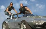 Fast Furious Five, Paul Walker (links) und Vin Diesel