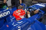 Felipe Nasr - Sauber - Jerez Test 2015