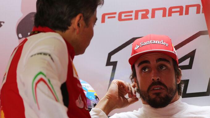 Alonsos Versteckspiel