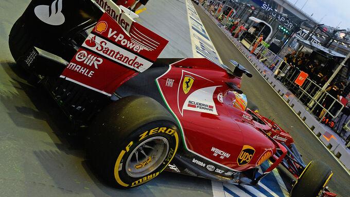 Mercedes prüft Ferrari-Antrag