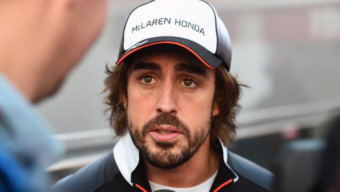 Alonso droht seinem Team: McLaren-Star will kein Tourist ...