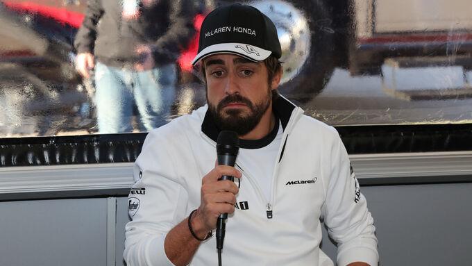 Alonso zum Honda-Fehlstart