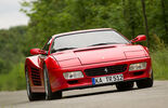 Ferrari 512 TR, Frontansicht