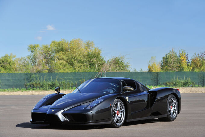 Ferrari Enzo - Supersportler - V12 - Versteigerung - RM Auctions - 01/16