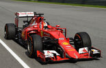 Ferrari - Sebastian Vettel - GP Malaysia - 2015