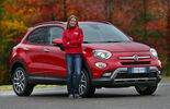 Fiat 500X 4x4 2.0 Multijet Cross Plus, Frontansicht