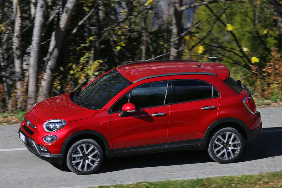 fiat 500x cross plus im fahrbericht offroadige knutschkugel auto motor und sport. Black Bedroom Furniture Sets. Home Design Ideas