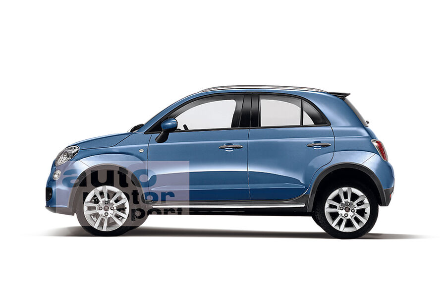 Thread: New 2014 Fiat 500X