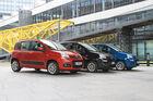 Fiat Panda 1.2 8V, Fiat Panda 0.9 8V Twinair, Fiat Panda 1.3 16V Multijet, Seitenansicht