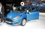 Ford Fiesta, Messe, Autosalon Paris 2012