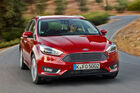 Ford Focus Turnier, Frontansicht