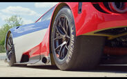Ford GT - Shakedown - 2015