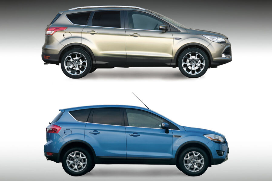2013 ford kuga test autos weblog. Black Bedroom Furniture Sets. Home Design Ideas