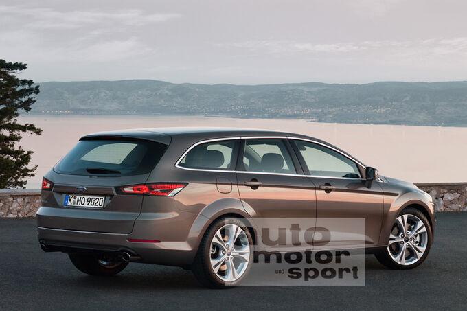 neuer ford mondeo n chste generation mit airbag gurt bildergalerie bild 3 auto motor und sport. Black Bedroom Furniture Sets. Home Design Ideas