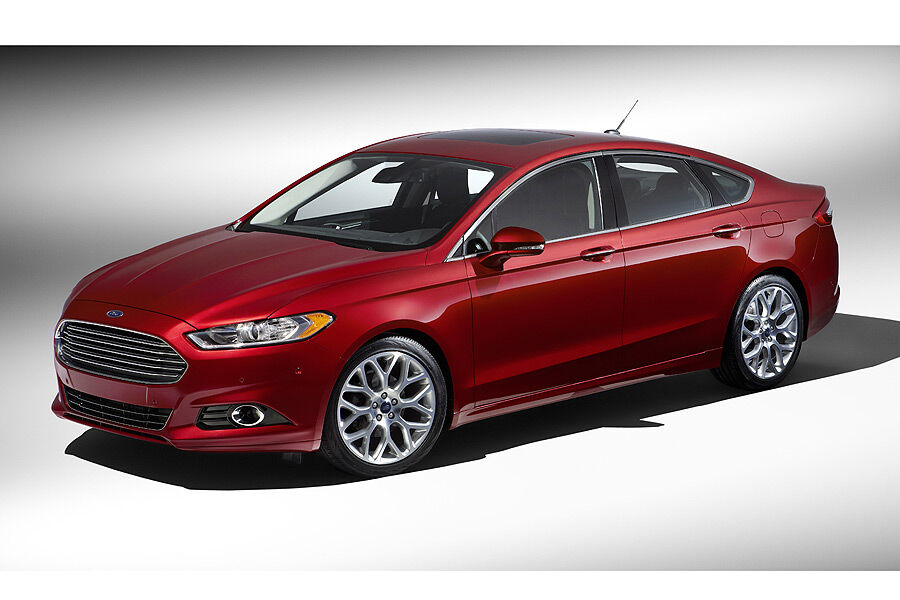 ford fusion im fahrbericht der 80 prozent mondeo. Black Bedroom Furniture Sets. Home Design Ideas