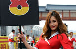 Formel 1 Grid Girls - GP Korea 2012