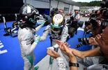 Formel 1 - Saison 2014 - GP Österreich - Rosberg - Hamilton - Mercedes