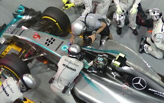 F1 Tagebuch Singapur 2014