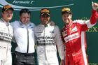 GP England 2015 (Rennen)