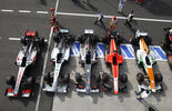 GP Italien - Parc Fermé - 2013