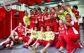 GP Malaysia 2015 - Ferrari - Vettel - Formel 1 - 29.3.2015