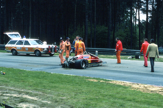 Remembering Gilles Villeneuve Mercedes Benz Slk Forum