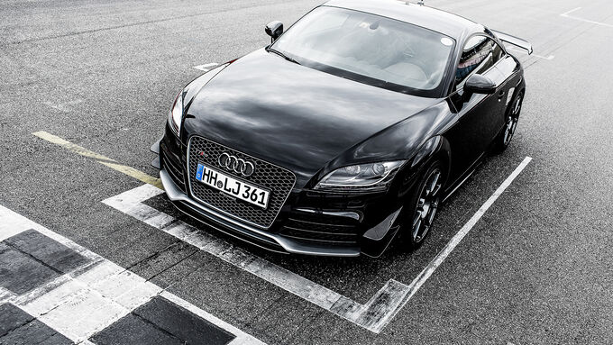 HPerformance-Audi TT RS Clubsport, Tuning, Rennstrecke