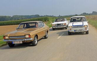 Sportliche Ford-Ikonen der 70er