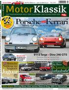 Hefttitel Motor Klassik 05/2015